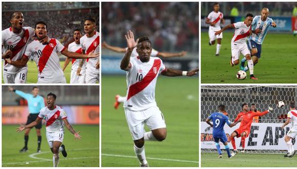 La selección peruana tuvo mal inicio de competición, pero supo reponerse en la recta final para meterse a la pelea por un cupo al Mundial. (Foto: agencias)