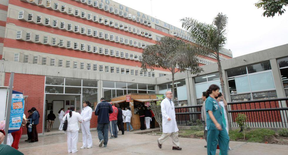 Evalúan declarar en emergencia el hospital María Auxiliadora - 2