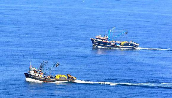 Medida cautelar permite a 124 naves pescar a partir de milla 5