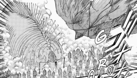 """La pelea final inicia en el capítulo 136 de """"Shingeki no Kyojin"""" (Foto: Kodansha)"""