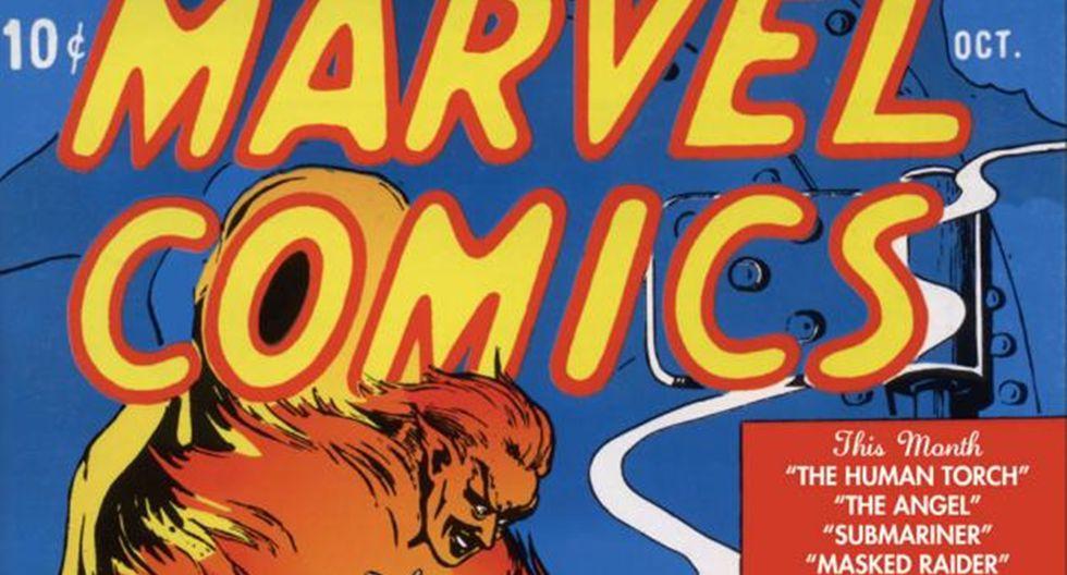 Pieza histórica de Marvel se vendió a precio millonario. (Foto referencial)