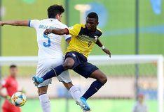 Ecuador cayó 1-0 ante Italia y quedó eliminado en octavos de final del Mundial Sub 17