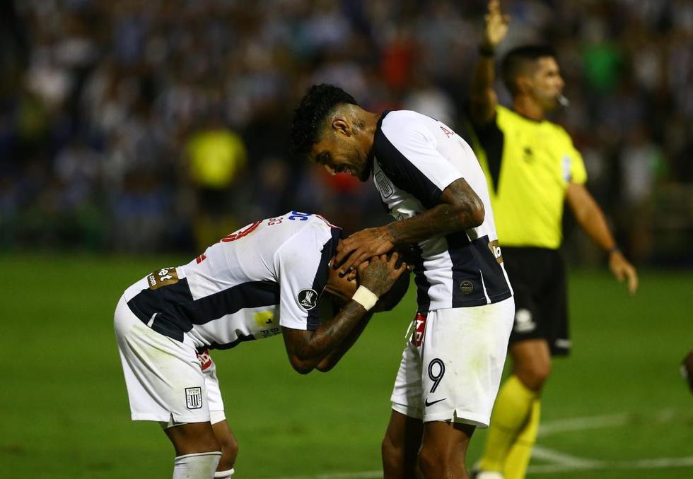 Alianza Lima vs. Nacional: las postales del partido del debut de los íntimos en la Copa Libertadores 2020. (Foto: Violeta Ayasta - GEC)
