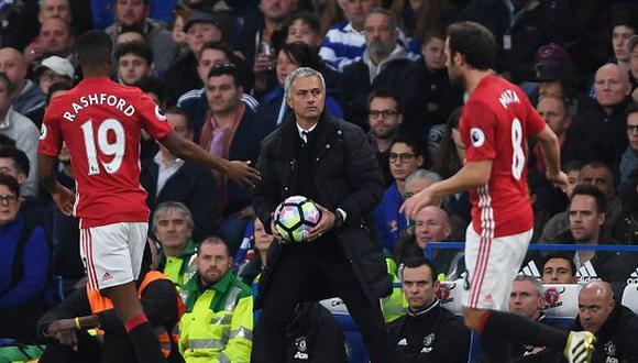"""Mourinho a sus dirigidos: """"Este juego es para hombres"""""""
