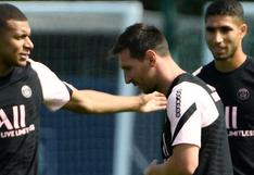 """Anelka opinó sobre las jerarquías en PSG: """"Messi tiene que servir a Mbappé"""""""