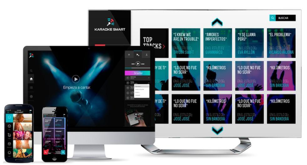 Karaoke Smart llega para smartphones y TV - 2