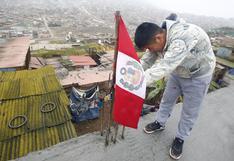 Callao: municipio aplicará multas a vecinos que no coloquen banderas en inmuebles
