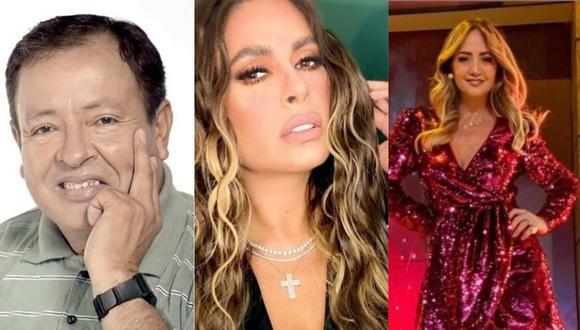 Andrea Legarreta y Galilea Montijo se despiden con emotivos mensajes de Sammy Pérez. (Foto: @galileamontijo/@andrealegarreta/@sammyperez_xhderbez)