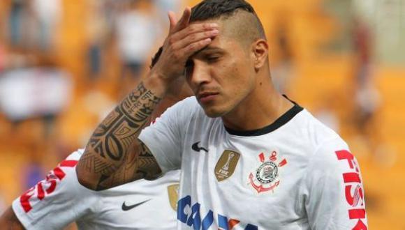 Corinthians empató 1-1 ante Palmeiras y sigue sin ganar