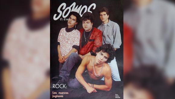 Arena Hash: hace 30 años, la banda peruana fue portada en Somos.