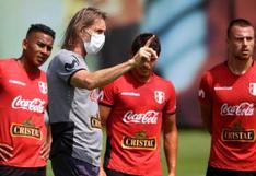 ¿Qué fue lo que dijo la selección peruana cuando se planteó postergar las Eliminatorias mundialistas?