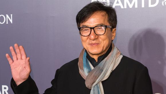 Jackie Chan espera adaptar el manga y el anime creados por el artista japonés Akira Toriyama. (Foto: AFP)