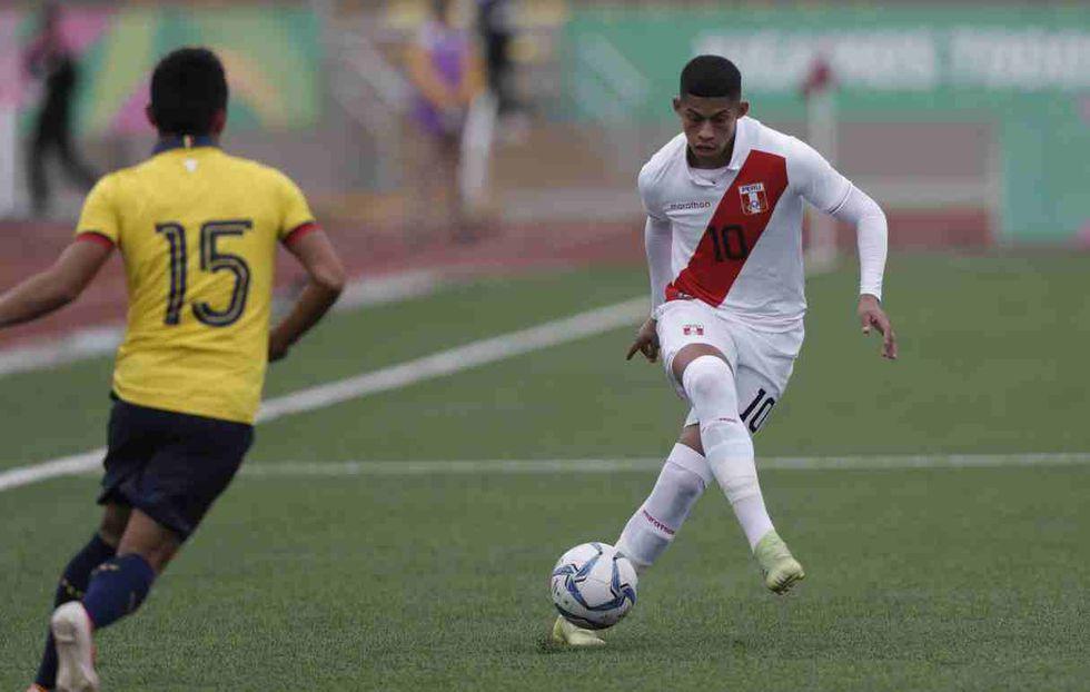 Kevin Quevedo defendió la selección peruana en Lima 2019. (Foto: GEC)