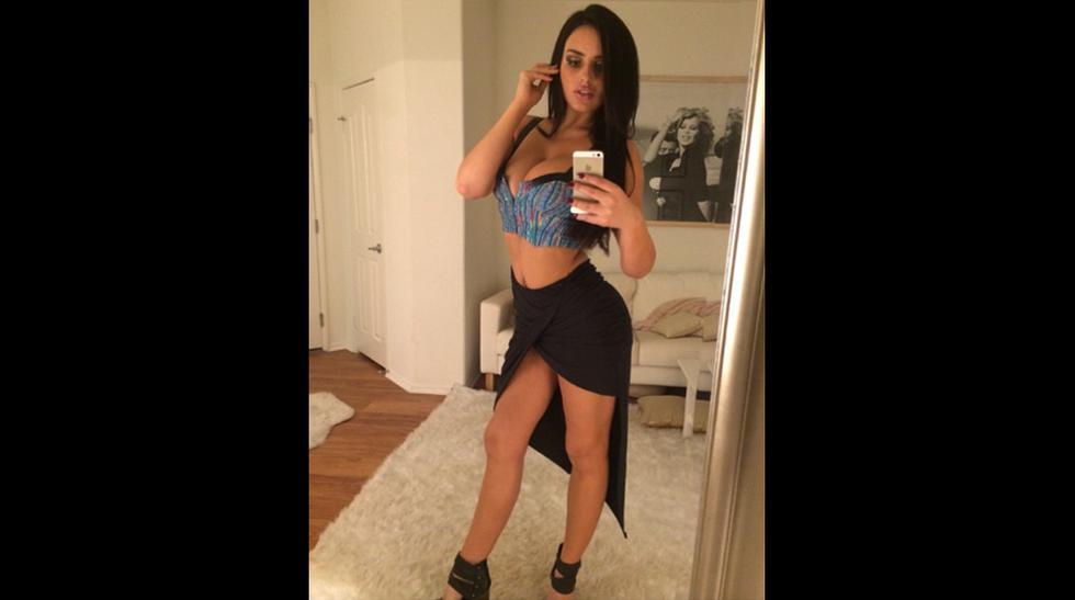 La modelo que dejó el fútbol para ser la reina de Instagram - 13