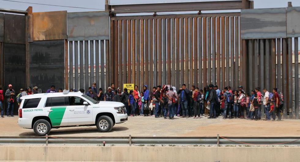 El presidente de los Estados Unidos, Donald Trump acogió con beneplácito una decisión judicial que permite utilizar $ 3.6 mil millones en fondos militares para construir su muro distintivo en la frontera entre Estados Unidos y México. (Foto: Archivo/AFP).