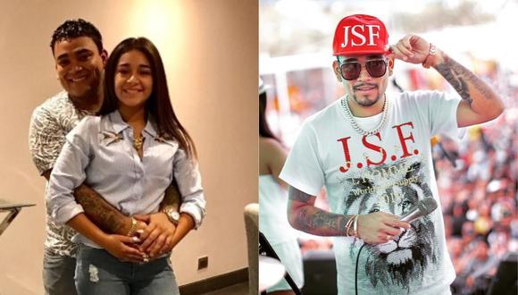Josimar denuncia a Gianella Ydoña por violencia familiar y ella brinda su descargo en redes sociales. (Foto: Captura Instagram)