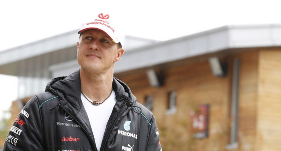 Schumacher está fuera de peligro de muerte