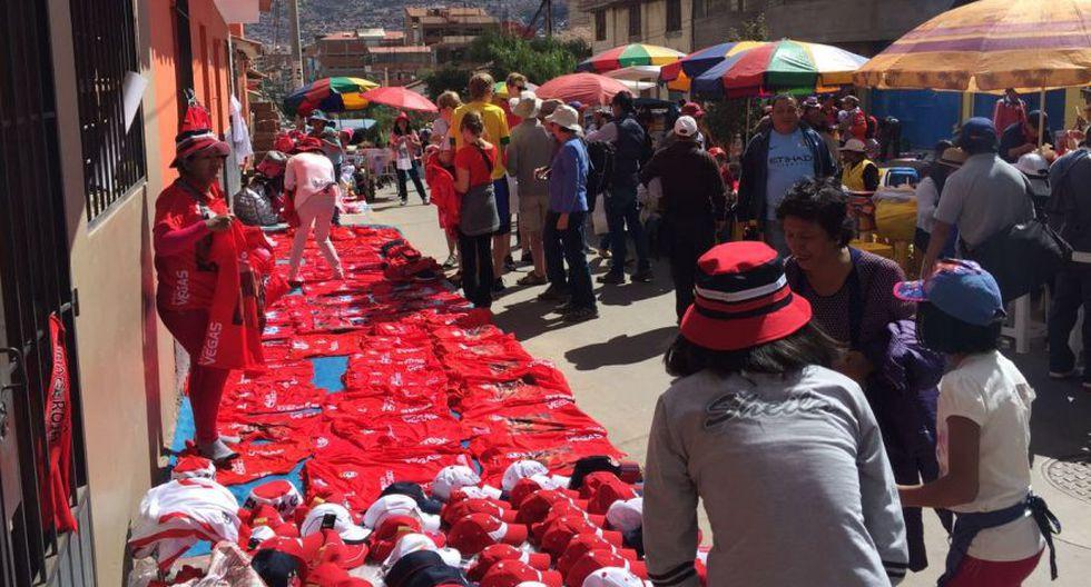 La fiebre de Ronaldinho en Cusco: así se vive previa del duelo - 2