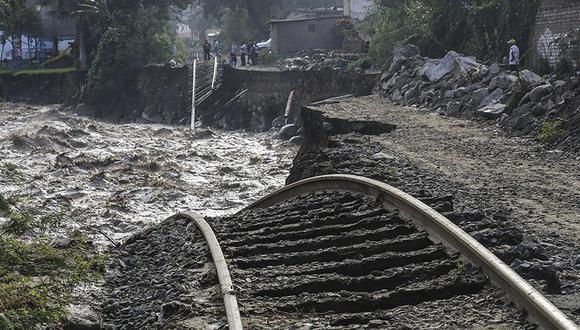 El cambio climático ocasionará grandes impactos en el desarrollo del país. (El Comercio / Alonso Chero)