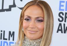 Jennifer Lopez y el rapero Rauw Alejandro ruedan un video clip en Miami Beach
