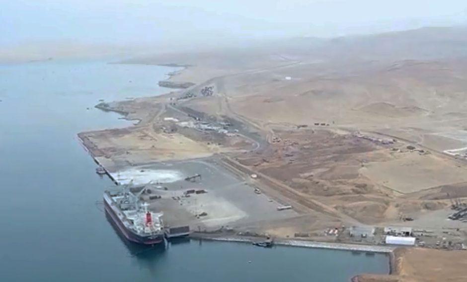 Senace anuló la resolución que rechaza las modificaciones al Estudio de Impacto Ambiental del proyecto para modernizar el Puerto General San Martín. (Captura de video)