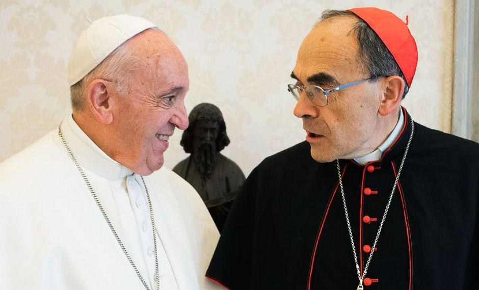 Papa Francisco recibió a arzobispo condenado por encubrir abusos sexuales. (Reuters)