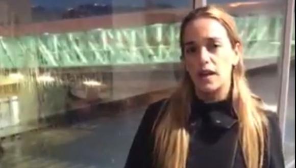 Tintori: Correa ordenó que no me dejaran entrar a Ecuador