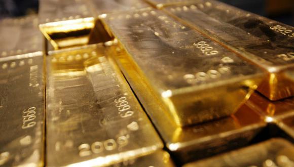 El oro cerró al alza el viernes. (Foto: AFP)