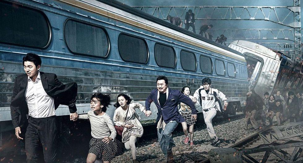 Estación Zombie (Yeon Sang-ho, 2016)