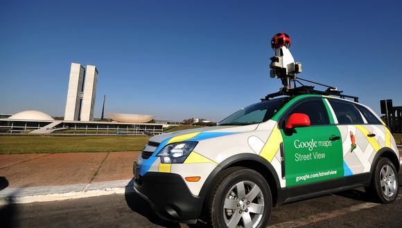 Usuarios podrán usar la función Street View integrada en la aplicación para explorar virtualmente cada puesto y ver claramente los escaparates y los letreros. (Foto: AFP)