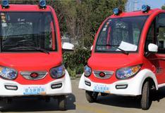 China: sale a la venta un diminuto auto eléctrico considerado el más barato del mundo   FOTOS
