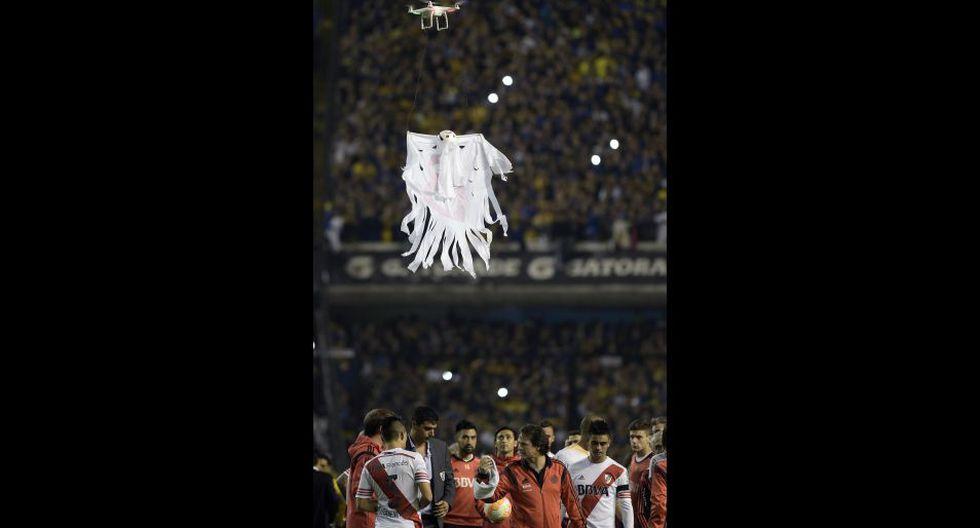 Acá te contamos los resultados de los últimas veces que jugaron el Superclásico de Argentina en copa. (Foto: AFP)