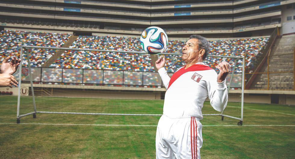 Héctor Chumpitaz disputó dos Mundiales (1970 y 1978) y dos Copas América (19759 y 1978) con la selección peruana. (Foto: Andrés Valle / GEC)
