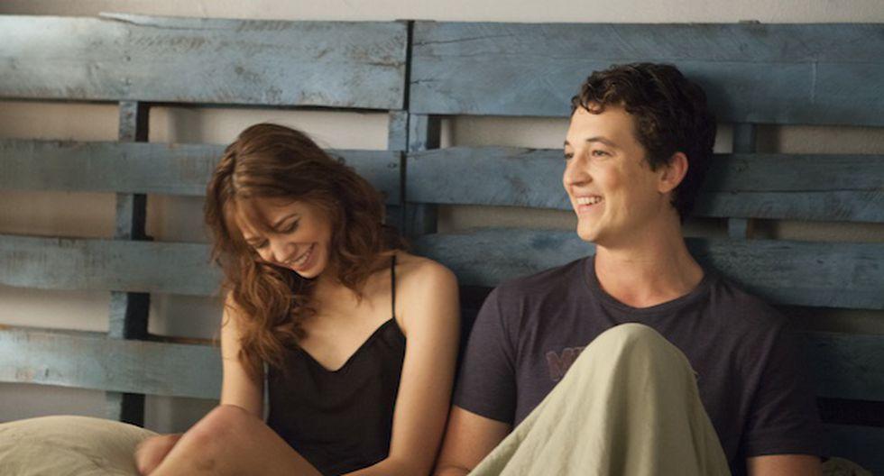 7. Amor a segunda vista: dos amantes ocasionales quedan atrapados en un pequeño apartamento tras una tormenta de nieve. Durante el 'encierro' descubrirán que tienen más química de la que creían. (Foto: Difusión)