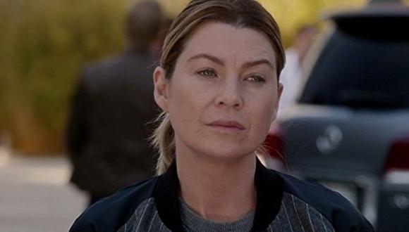 """Ellen Pompeo interpreta a Meredith en """"Grey's Anatomy"""" (Foto: ABC)"""
