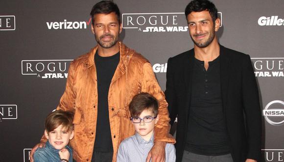 Ricky Martin afirma que sus hijos podrían dedicarse al mundo del  entretenimiento | Estados Unidos USA Instagram NNDC | TVMAS | EL COMERCIO  PERÚ