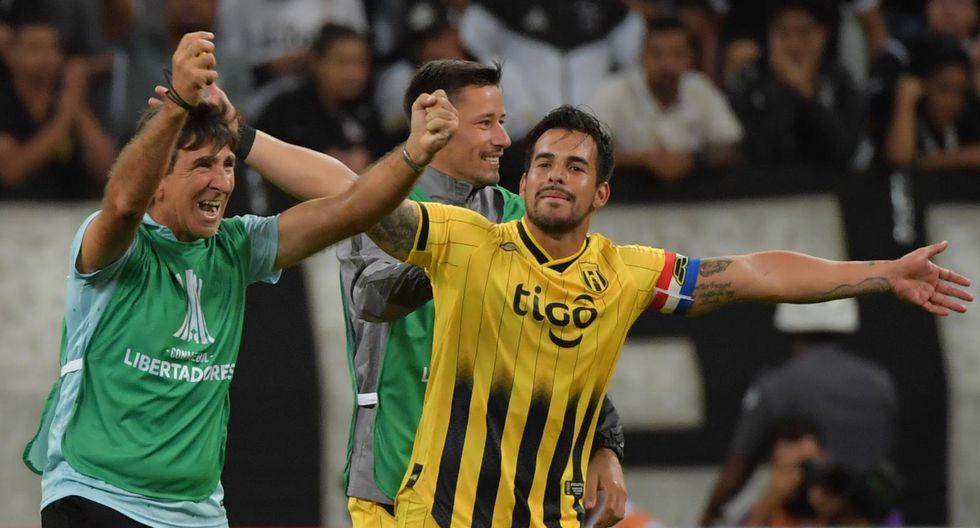 Guaraní clasificó a la Fase 3 de la Copa Libertadores | Foto: Agencias