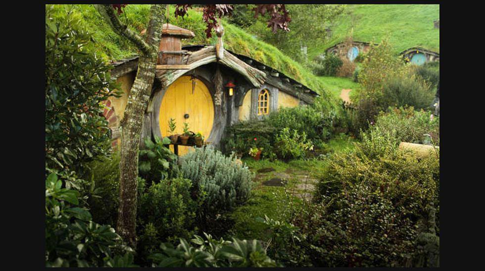 Vivir como Hobbit: Mira esta aldea de película en Nueva Zelanda - 2