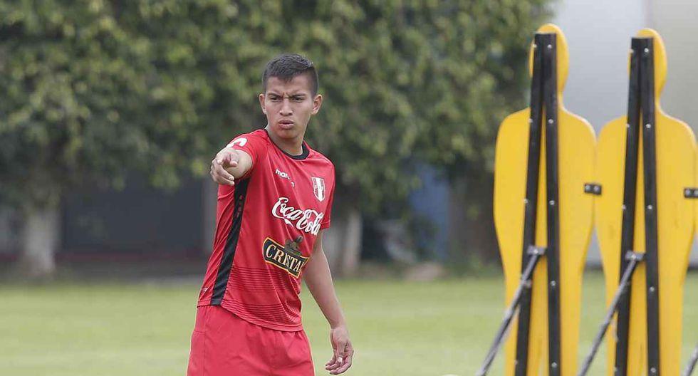 Martín Távara se perderá el Preolímpico con la selección peruana. (Foto: GEC)