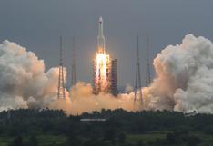 Sigue EN VIVO la trayectoria del cohete chino fuera de control que se acerca a la Tierra
