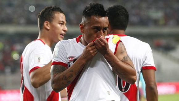 Christian Cueva: conoce la cábala del jugador peruano