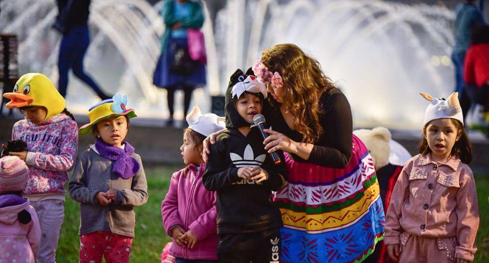 La Municipalidad Metropolitana de Lima (MML) informó que este jueves 31 de octubre se realizará un concurso de disfraces y un espectáculo criollo en el Circuito Mágico del Agua. (Foto: MML)