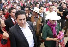 """Verónika Mendoza sobre Vladimir Cerrón: """"Tiene su propio rol que cumplir dentro del partido [Perú Libre], cada quien en su ámbito"""""""