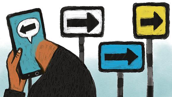 """""""Pero el antídoto más poderoso son ciudadanos activados y bien informados que no se dejan enceguecer por las pasiones políticas"""". (Ilustración: Víctor Aguilar)"""