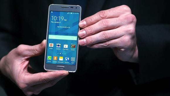 Samsung dejaría de fabricar el Galaxy Alpha
