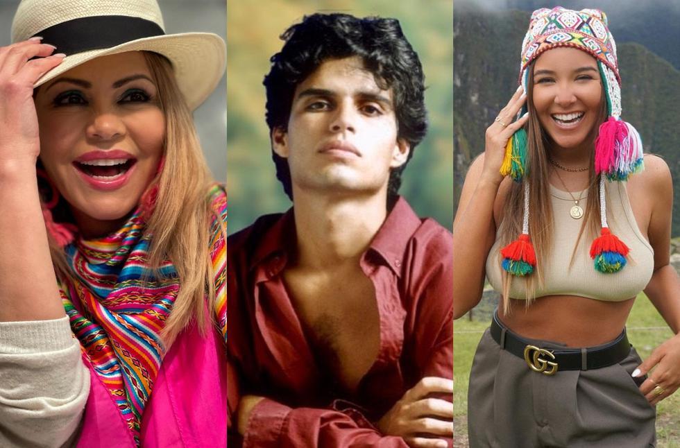 Diversas personalidades del mundo del entretenimiento nacional utilizaron sus redes sociales para enviar un mensaje al país en el marco del Bicentenario del Perú. (Foto: Composición)