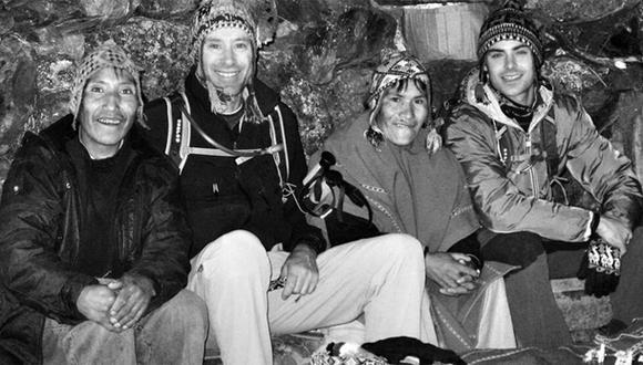 Zac Efron saludó a su padre... ¿con foto en el Perú?
