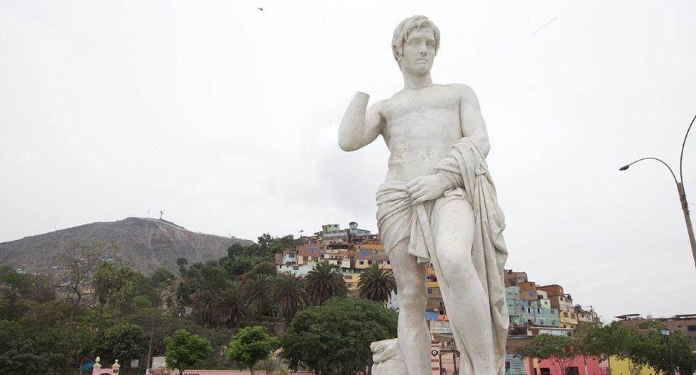 Existen leyendas llenas de misterio y terror del cerrito de las Ramas.(Foto: Archivo El Comercio)