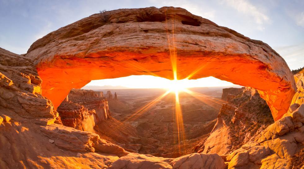 Mesa Arch, el lugar con uno de los mejores sunsets de Utah - 5