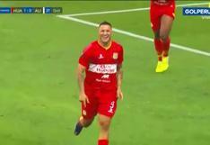 Alianza Lima vs. Sport Huancayo: Neumann anotó el 2-0 del 'Rojo Matador' para hundir a los 'Íntimos' | VIDEO